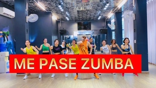 ME PASE ZUMBA | Enrique lglesias | Farruko | Dance Workout | Dance Fitness