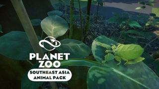 Planet Zoo - Southeast Asia - Обзор обновления #7