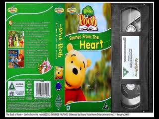 The Book of Pooh - Stories From the Heart (2001)