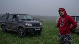 УАЗ ПИКАП 2020 vs UAZ Pick-Up 2013