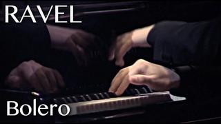 Ravel: BOLERO for two pianos. Dmitry MASLEEV and Philipp KOPACHEVSKIY