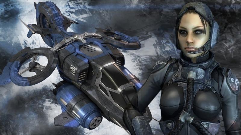 Хроники StarCraft БАНШИ Banshee История оборудование вооружение