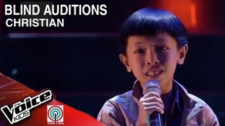 Christian Lumauig - Perfect | The Voice Kids Philippines Blind Auditions Season 4 2019