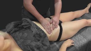 Антицеллюлитный массаж передней поверхности тела. СПА-подход, особенности лимфодренажа