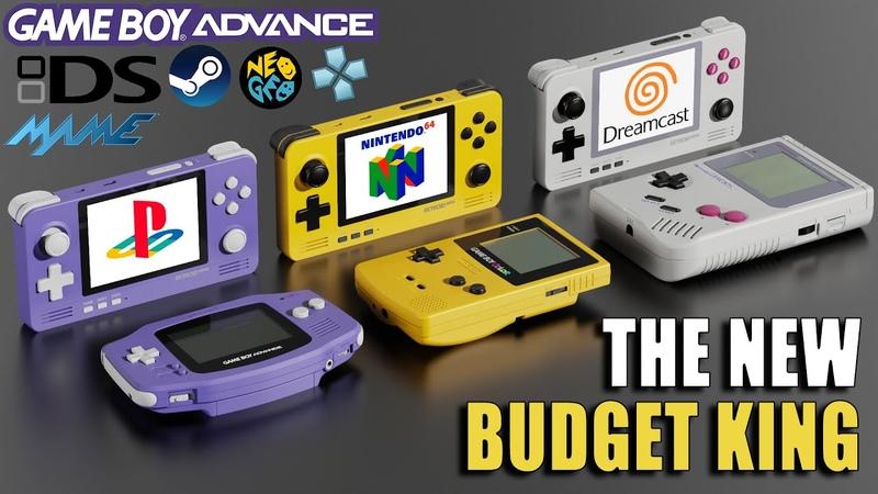 Retroid Pocket 2 The Best Retro Device Under $80 N64 PS1 DC DS PSP