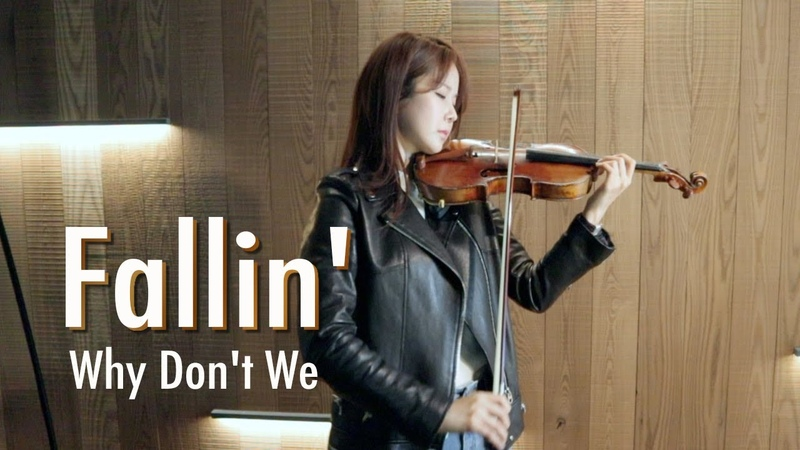 Why Don't We Fallin' violin cover by ziaa