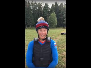 Татьяна Сивакова - участник Кубка MAXIMA PARK по троеборью