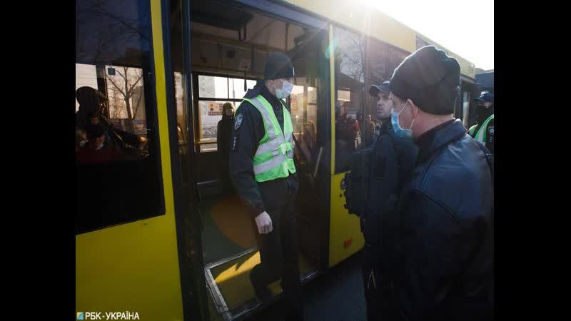 На усмотрение судей. Почему в Украине мало штрафов за нарушение карантина.