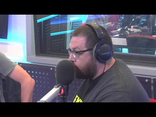 Simon Pegg & Nick Frost - 'Get Lucky' (Daft Punk Cover) - Capital Breakfast