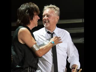 Roger Taylor and Jeff Beck - Say Its Not True (Live)