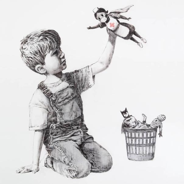 """Game Changer"" Banksy"