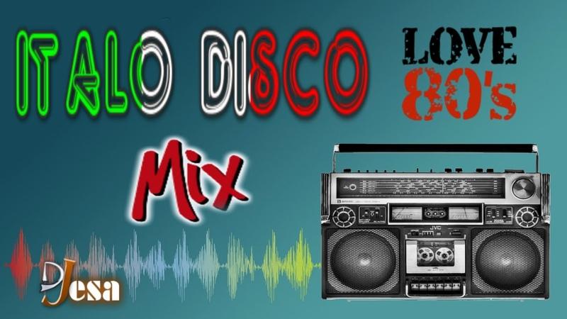 80's ITALO DISCO MIX 4 Changa de los 80 Flashback Italo Dance