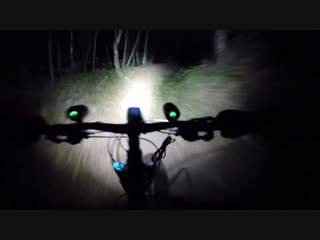 Cwmcarn Twrch Trail night run