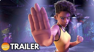 MASTER (2021) Trailer | Martial Arts Animated Feature