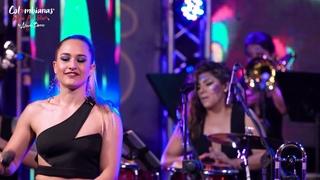 Medley Cumbias en Salsa - Colombianas Salsa All Star