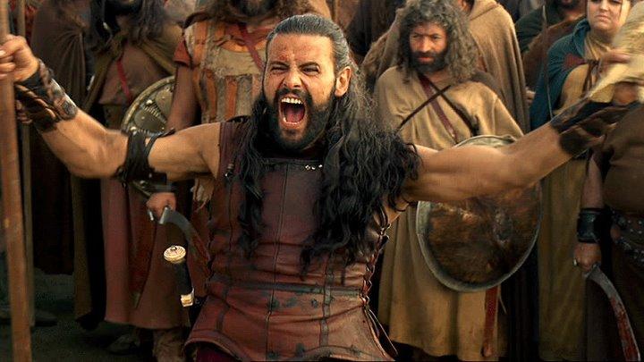 Римская Испания Легенда 15 серия 2011 год
