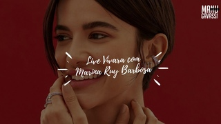 LIVE: Marina Ruy Barbosa e Manu Gavassi