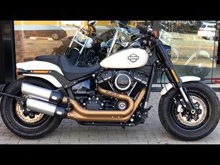 Harley-davidson fat bob 107 (2018)