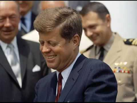 JFK's speech in Boston Massachusetts October 19 1963