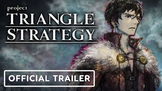 Project TRIANGLE STRATEGY – Official Announcement Trailer   Nintendo Direct
