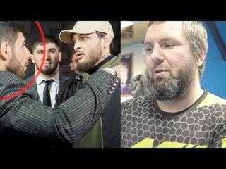 Тренер Чоршанбе про Перс Дагестанца! Главный тренер Чеченского клуба Ахмат