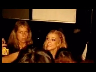 Britney Spears Rare Outrageous Music Video Behind The Scenes 2004