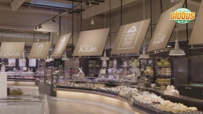 Erleben Sie unseren neuen Globus Markt Krefeld in einem digitalen Marktrundgang