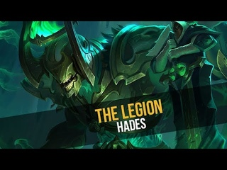 NEW SKIN for Hades - The Legion