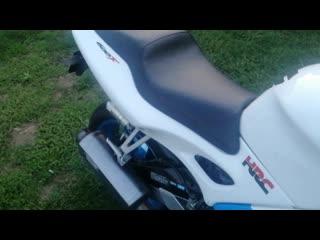 Моя Honda CBR 600 F3 1997
