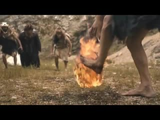 Discovery Of Fire From Burger King - Funny Advertisement