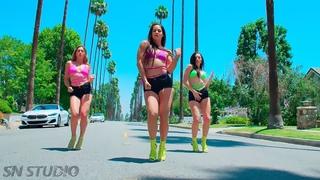 Shuffle Dance Video ♫ London Boys - I'm Gonna Give My Heart (Remix SN Studio) ♫ Eurodance Remix 2021