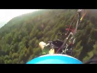 Reserve parachute deployment