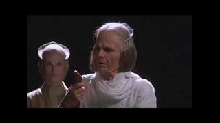 Babylon 5 scene: He was a good man