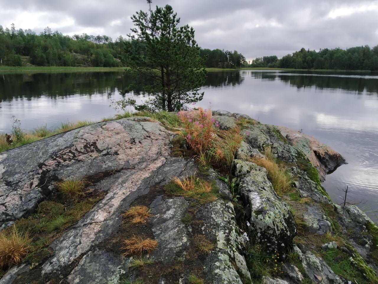 Национальный парк Ладожские шхеры - благословенное место
