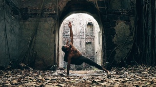 Yoga Roots | Ty Landrum | Ashtanga Demo