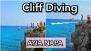 Nissi Beach Ayia Napa Cliff Jumping