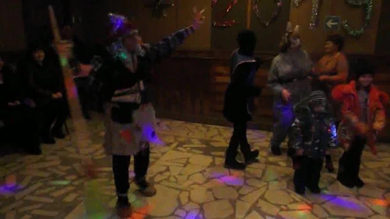 Новогодний Бал-Маскарад 2019г. Малоустьикинский СДК.(4)