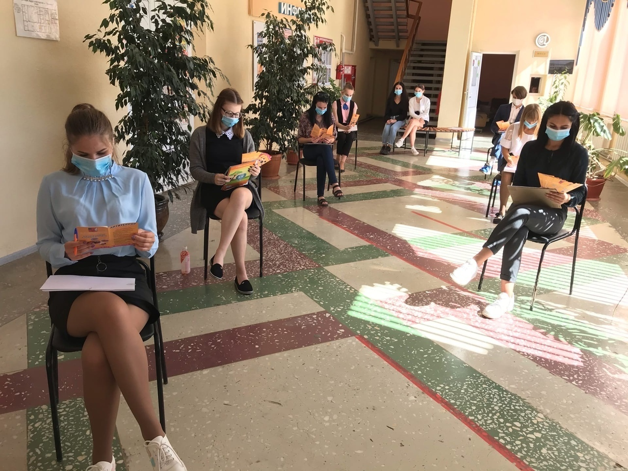 Петровские школьники стали участниками интеллектуальной игры «Стоп террор»