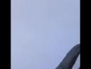 Градиент аэропуффингом🖤 mp4