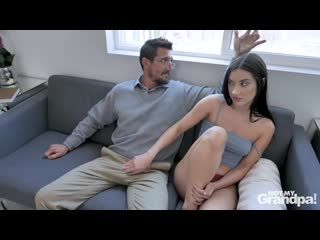 Jazmin Luv - Grandpas Terms [All Sex, Blonde, Tits Job, Big Tits, Big Areolas, B