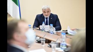 Владимир Уйба о поддержке экспорта несырьевых товаров