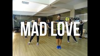 Sean Paul & David Guetta ft. Becky G - Mad Love (Zumba) - Reggaeton dance