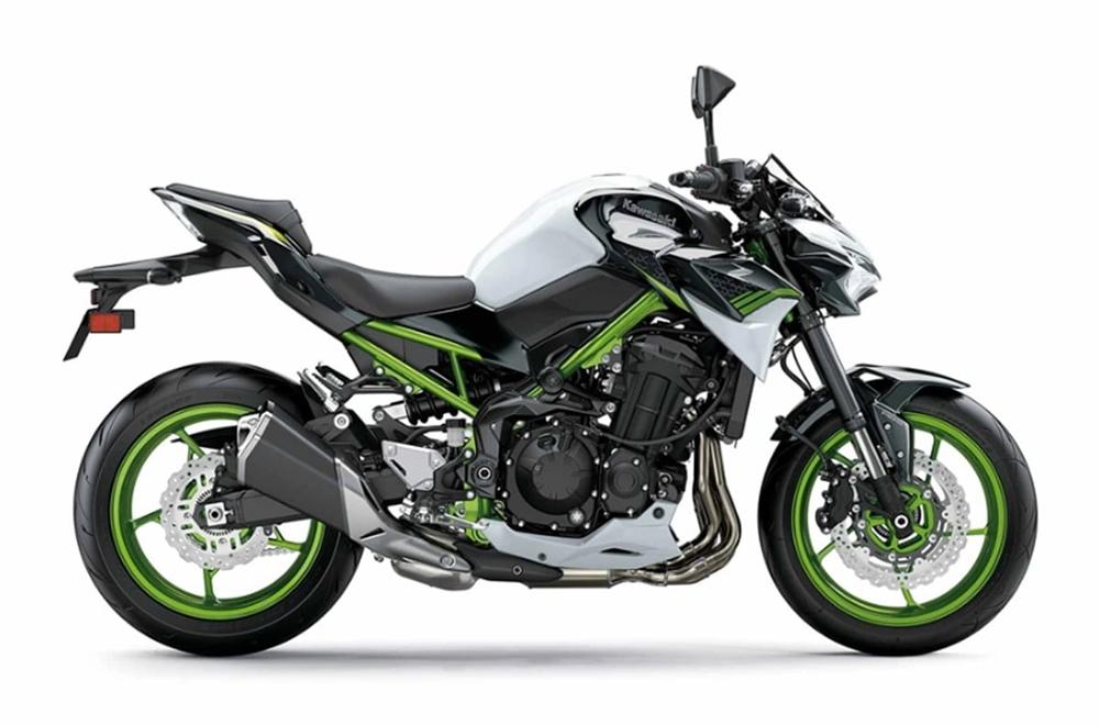Обновленные расцветки Kawasaki Z900, Ninja 1000SX, Vulcan S