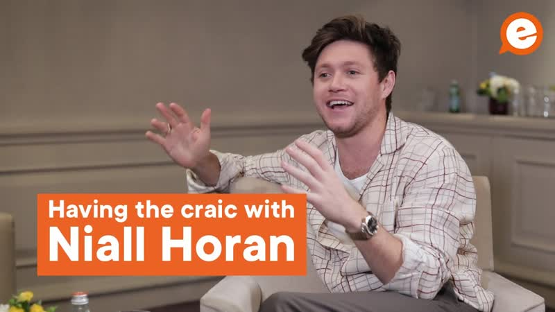 Niall Horan is a really nice lad RUS SUB
