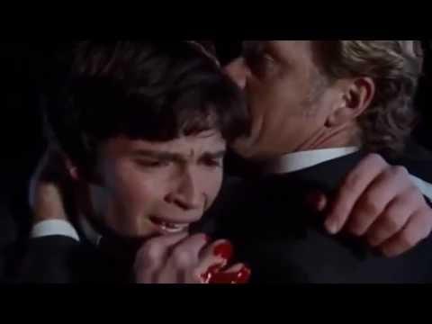 Smallville 5x12 Reckoning Lana dies Clark asks Jor El to save her