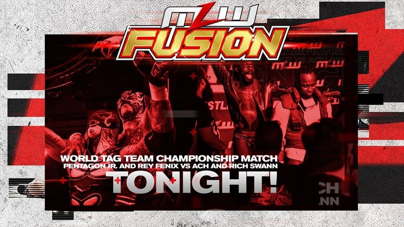 MLW Fusion Episode 19: Lucha Bros vs. ACH Rich Swann