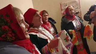 Марийская свадьба марийские танцы новый Торъял