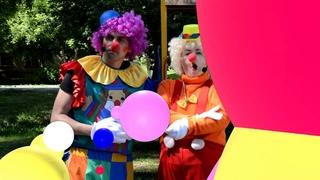 День жонглёра с Клёпой и Заклёпкой