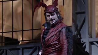 "Berlioz La Damnation de Faust - Mephisto ""Evocation - Serenade"" (мой русский перевод)"
