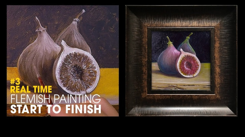 Oil Painting Techniques Old master inspired 3 never been easier